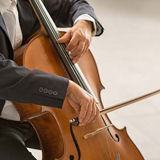 orchestra cello
