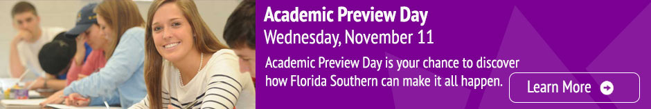 Academic Preview Day November, 11