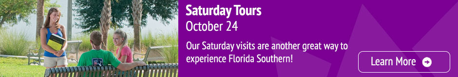 Saturday Tours, October 24