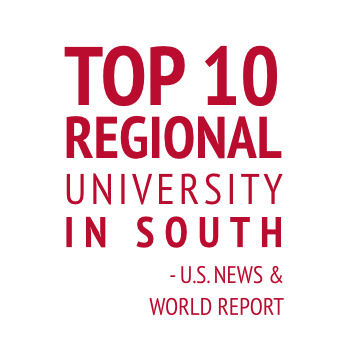 ranked in the top 10 best colleges in the south