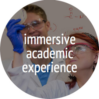 immersive academic experience
