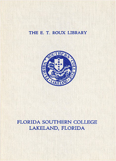 Photo: 1950s Library Booklet Cover