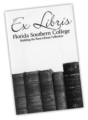 Florida Southern College's Ex Libris program