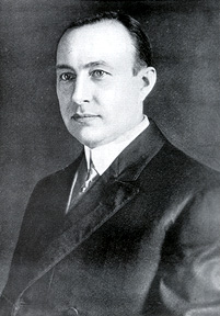 Photo: Walter Leonard Clifton (President 1912-1914)