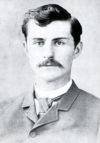 Photo: James Theodore Nolen (President 1895-1897)