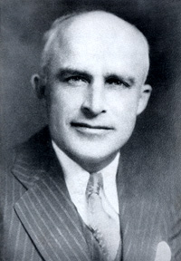 Photo: Ludd Myrl Spivey (President 1925-1957)