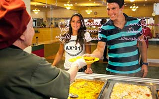 Student Dining Image
