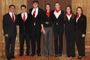 Enactus Florida Southern College Wins at U.S. Regional Competition