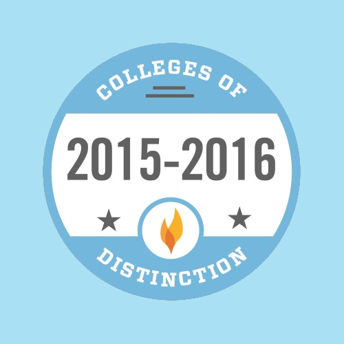 FSC Honored As A College Of Distinction For Ninth Year