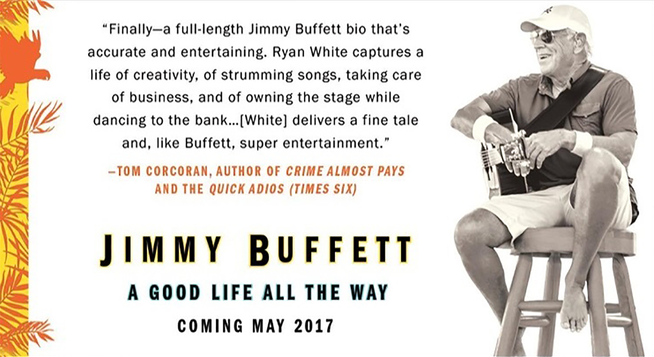 "Music critic Ryan White describes how Buffett found his voice and eventually brought to life the song that would launch Parrot Head nation: ""Margaritaville."""