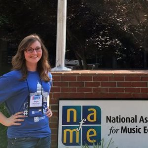 Megan Yingst Attends Washington Summit