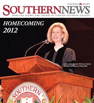 southern news spring 2012 cover