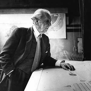 Lecture on Frank Lloyd Wright's life and works