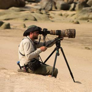 Conservation Photographer and Filmmaker Drew Fulton To Give Presentation