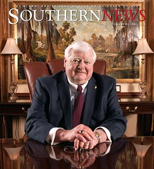 southern news fall 2019 cover