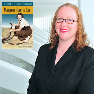 Lecture To Highlight Legacy Of Environmentalist Marjorie Carr