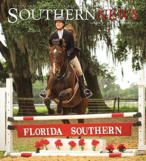 southern news summer 2016 cover