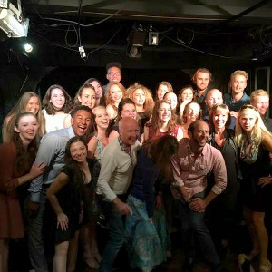 Musical Theatre Students Advancing Skills in Norway