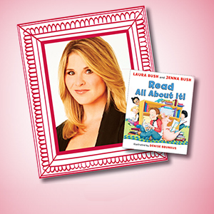 Author and Children's Advocate Jenna Bush Hager to be Guest Speaker at Mother's Day Lunch