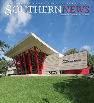 southern news fall 2018 cover