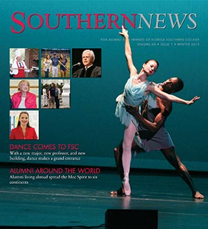 southern news winter 2015 cover
