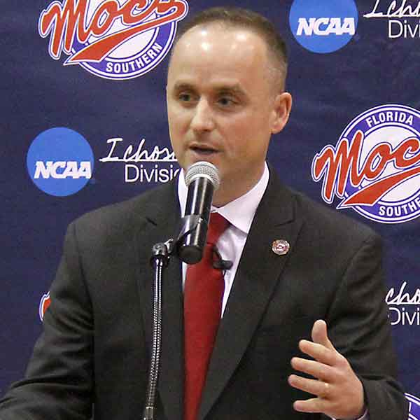 Donnelly Named New Coach of Mocs' Basketball Team