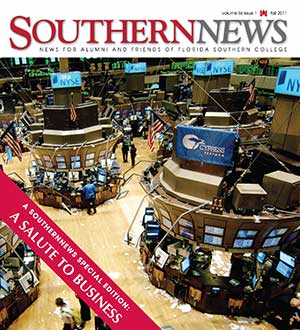southern news fall 2011 cover