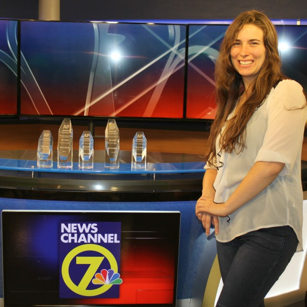 Meet News Channel Producer Shannah Bober '13