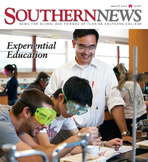 southern news fall 2012 cover