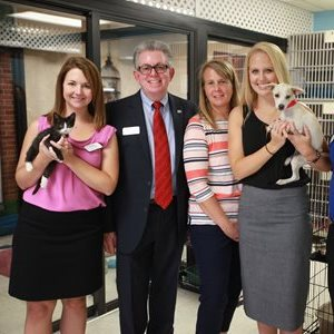 MBA Students Give the SPCA a Boost