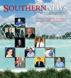 southern news summer 2013 cover