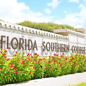 Florida Southern College Sign