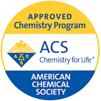 approved chemistry program by the american chemical society