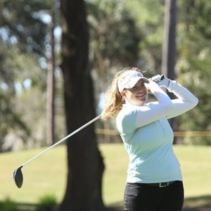 Jackie Stoelting '08 Tees Off on the LPGA Tour