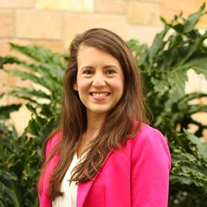photo of Lauren Albaum, Ph.D.