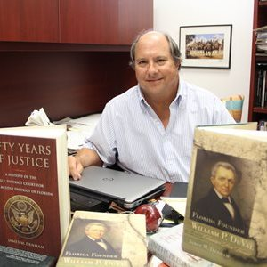 FSC Professor Authors First Biography of William P. Duval