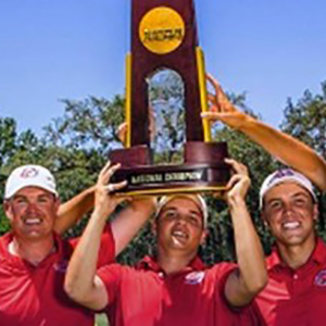 Florida Southern Men's Golf Wins 13th National Championship