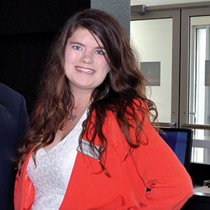 Bill Chope & Emma Hamrick Developing a Young Career in Marketing