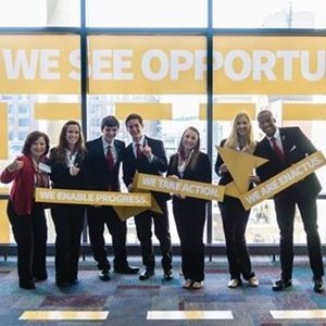 Enactus Club One of Top 20 at Nationals