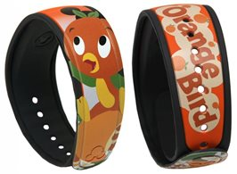 Orange Bird MagicBand