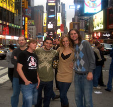 Photo: FSC Forensics team in New York City.