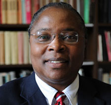 Photo: Professor Dwight N. Hopkins