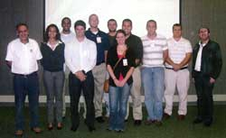 Photo: FSC MBA students in Brazil